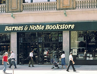 Barnes & Noble Book Store at 82nd & Broadway