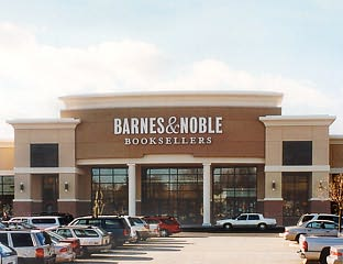 Barnes & Noble Book Store at Camp Hill Shopping Center