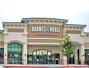 Barnes & Noble Book Store at Bandera