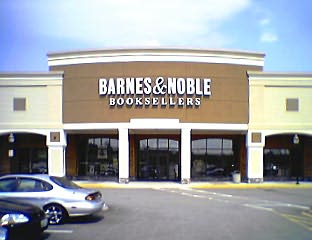 Barnes & Noble Book Store at Smithfield