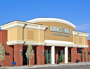 Barnes & Noble Book Store at Aurora