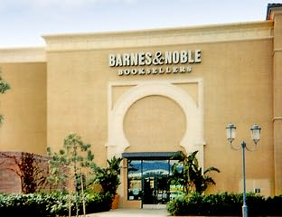 Barnes & Noble Book Store at Spectrum