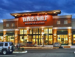 Barnes & Noble Book Store at Hingham