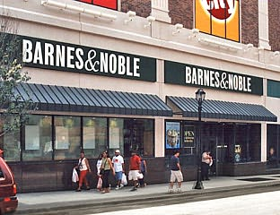 Barnes & Noble Book Store at City Center