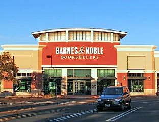 Barnes & Noble Book Store at Preston Royal Shopping Center