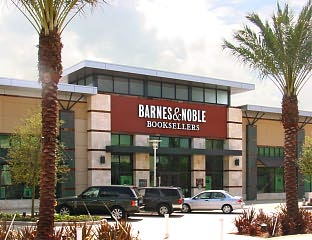Barnes & Noble Book Store at First Colony Mall