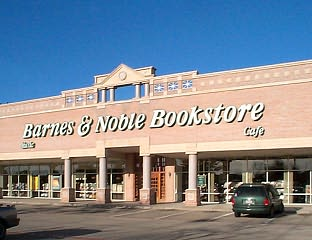 Barnes & Noble Book Store at Preston & Park