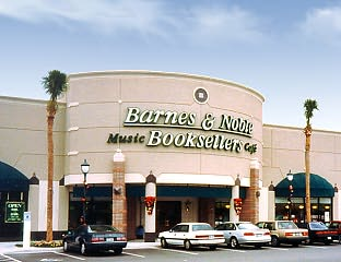 Barnes & Noble Book Store at Town & Country