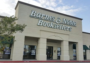 Barnes & Noble Book Store at West Oaks Village
