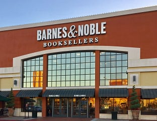 Barnes & Noble Book Store at Huntington Beach