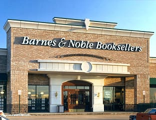 Barnes & Noble Book Store at Lone Tree