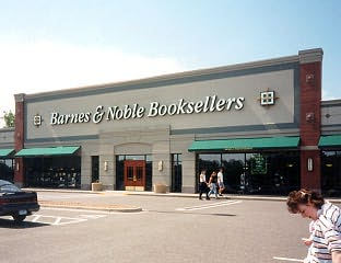 Barnes & Noble Book Store at MN/Northtown
