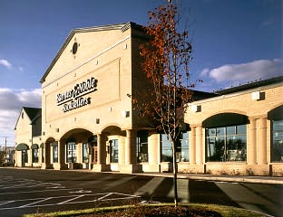 Barnes & Noble Book Store at Nashua