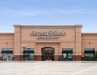 Barnes & Noble Book Store at Eagan