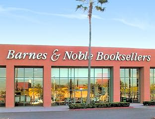 Barnes & Noble Book Store at Tustin