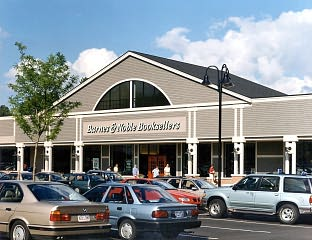 Barnes & Noble Book Store at Westport