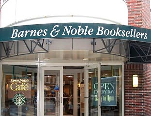 Barnes & Noble Book Store at Park Slope
