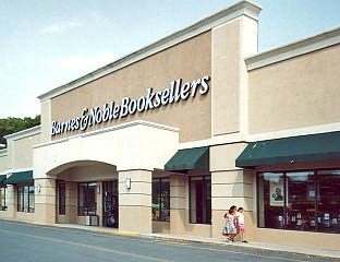 Barnes & Noble Book Store at Yonkers