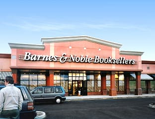 Barnes & Noble Book Store at Mohegan Lake