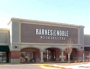 Barnes & Noble Book Store at East Brunswick