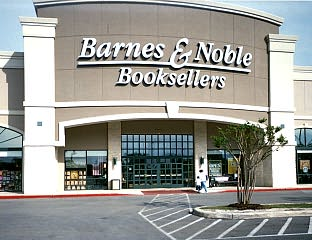 Barnes & Noble Book Store at San Antonio