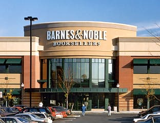 Barnes & Noble Book Store at Clifton
