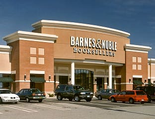 Barnes & Noble Book Store at Peabody