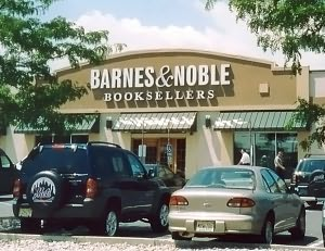 Barnes & Noble Book Store at Springfield NJ