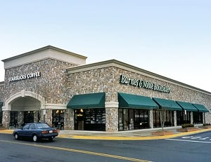 Barnes & Noble Book Store at Mansell Crossings SC