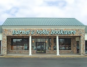 Barnes & Noble Book Store at North Dartmouth