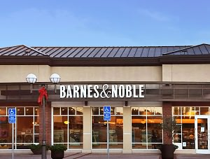 Barnes & Noble Book Store at Mission Valley
