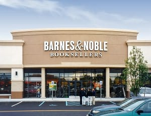 Barnes & Noble Book Store at Saratoga