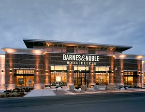 Barnes & Noble Book Store at Lansing Mall