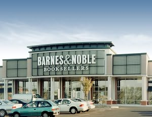 Barnes & Noble Book Store at Reading