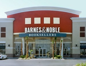 Barnes & Noble Book Store at Crystal Beach Plaza