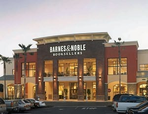 Barnes & Noble Book Store at Ventura