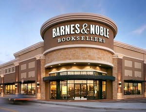 Barnes & Noble Book Store at Columbia Mall