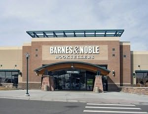 Barnes & Noble Book Store at Thorncreek Shopping Ctr