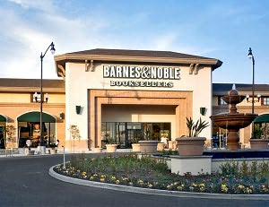 Barnes & Noble Book Store at Fullerton