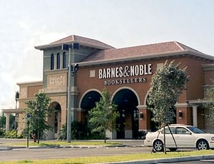 Barnes & Noble Book Store at Wellington