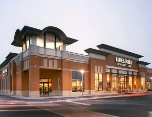 Barnes & Noble Book Store at Geneva Commons