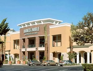 Barnes & Noble Book Store at Del Amo