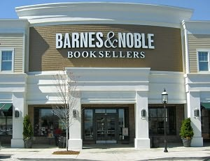 Barnes & Noble Book Store at Birkdale