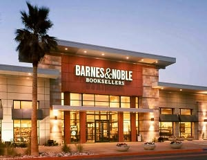 Barnes & Noble Book Store at Palm Desert