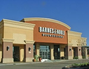 Barnes & Noble Book Store at Trolley Square