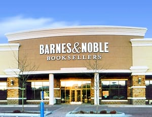 Barnes & Noble Book Store at West Jordan