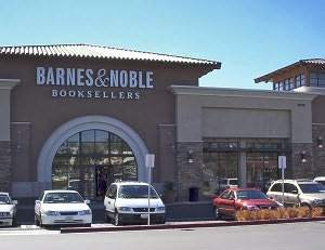 Barnes & Noble Book Store at Oceanside