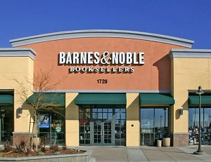 Barnes & Noble Book Store at Merced