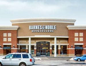 Barnes & Noble Book Store at Buckland Hills Mall