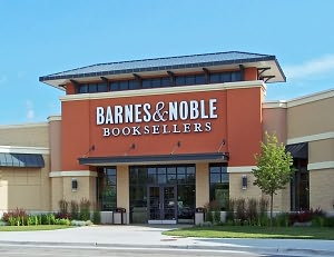 Barnes & Noble Book Store at Midland Mall